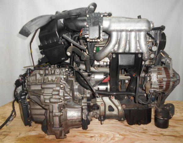 Двигатель Mitsubishi 4G15 - JR1753 CVT F1C1A FF Z27A 128 000 km 5