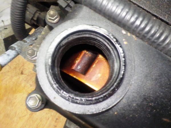 Двигатель Toyota 1KR-FE - 1085619 CVT K410-04A FF KSP90 коса+комп 6