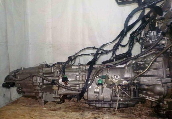Двигатель Nissan VQ35-DE - 577810A AT FR 4WD Elgrand коса+комп 8