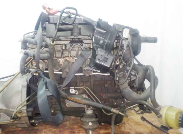КПП Toyota 1G-FE AT 03-70LS A42DE-A04A FR GX110 5
