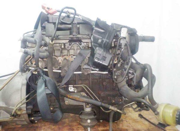 Двигатель Toyota 1G-FE - 6935988 AT 03-70LS A42DE-A04A FR GX110 BEAMS 155 261 km коса+комп 5