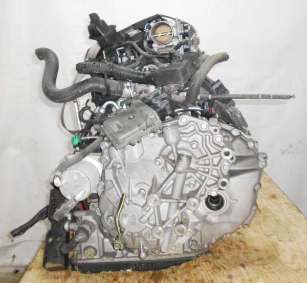 КПП Nissan MR20-DE CVT RE0F10A GB57 FF B30 5