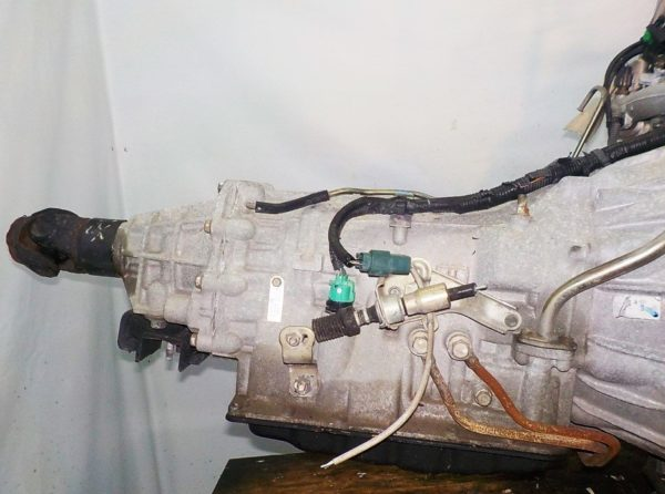 КПП Nissan VQ25-DE AT FR 6