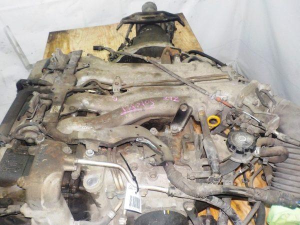 Двигатель Toyota 2TZ-FZE - 1382105 AT 03-71LE 35000-28542 FR Estima 2