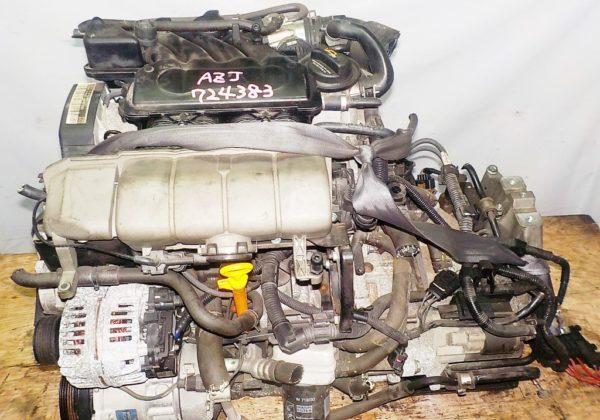 Двигатель Volkswagen AZJ - 724383 2