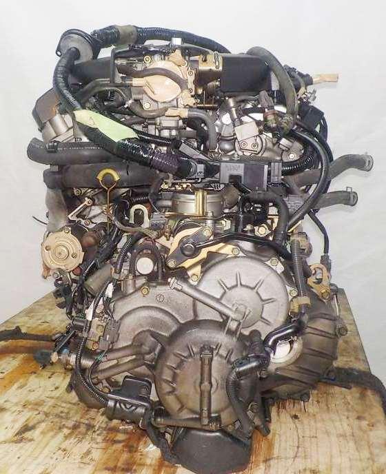 Двигатель Honda J30A - 4404707 AT MGSA FF VTEC коса+комп 5