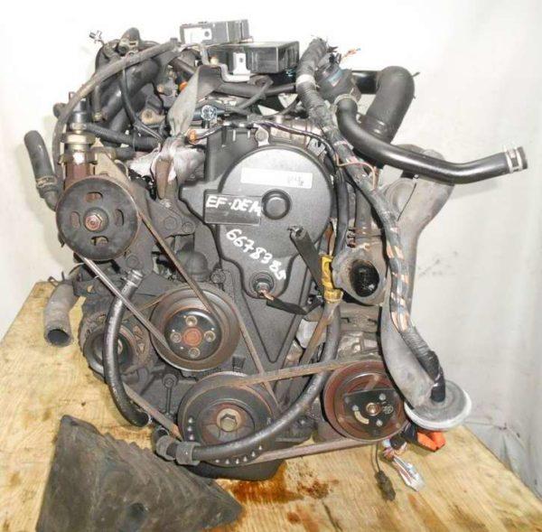 Двигатель Daihatsu EF-DEM - 6678385 AT GLS8 FR J131G 121 000 km коса+комп 3