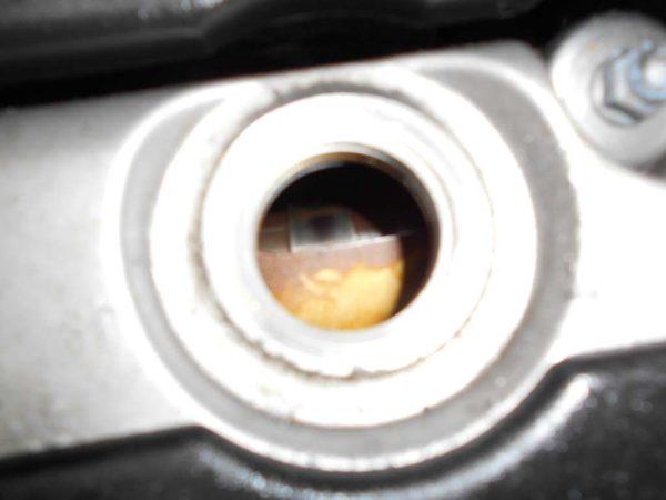 КПП Honda K20A AT MTJA FF RG1 6