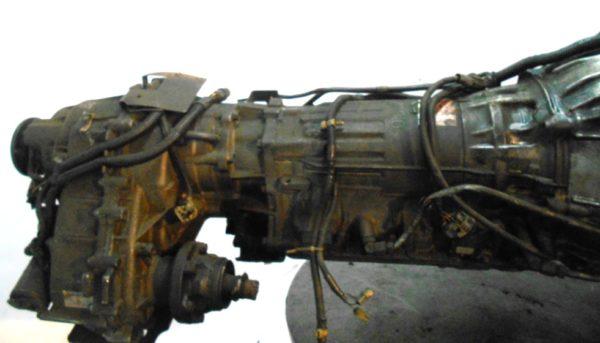КПП Isuzu 4JX1-T AT FR 4WD Bighorn 4