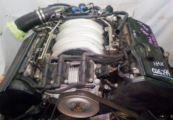 Двигатель Volkswagen AMX - 026299 AT FF коса+комп 2