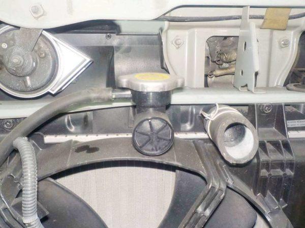 Ноускат Nissan Cube 11, (1 model) (W111814) 9