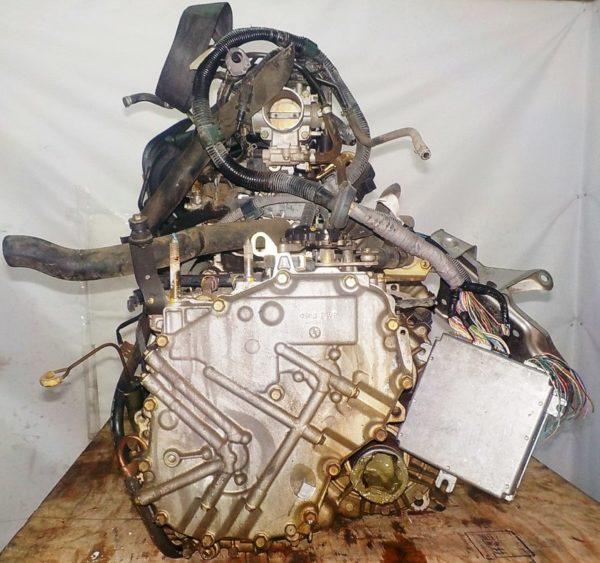 Двигатель Honda L15A - 3039338 CVT SFBA FF GK1 коса+комп 10