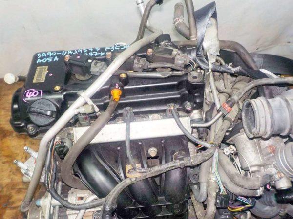 КПП Mitsubishi 3A90 CVT F1CJB FF A05A 2