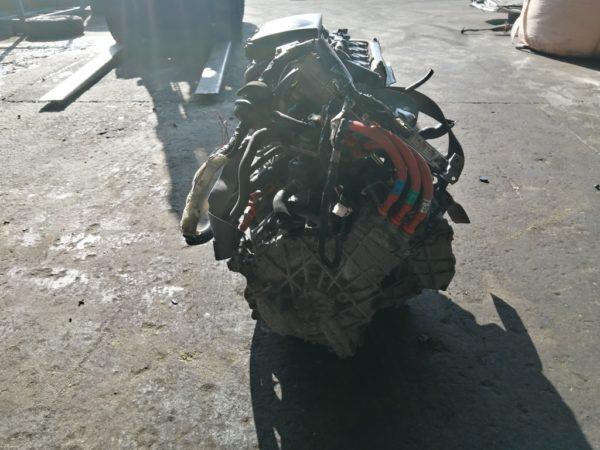 КПП Toyota 1NZ-FXE AT P111-01A FF NHW11 5