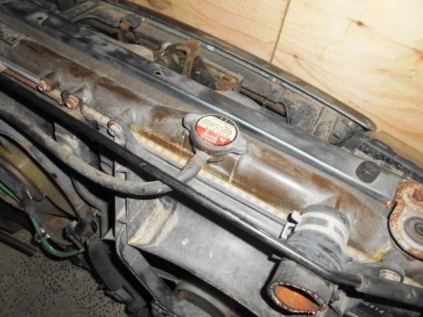 Ноускат Honda Vigor CC (E021926) 11