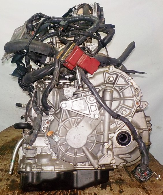 Двигатель Nissan MR18-DE - 062719A CVT RE0F08A FF коса+комп 6