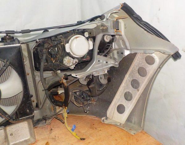 Ноускат Subaru Legacy BL/BP, xenon (E031924) 7