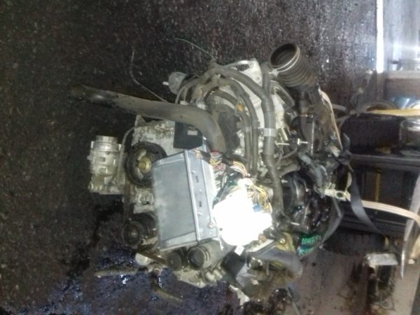 Двигатель Toyota 3GR-FSE - 0044774 AT A760E FR GRS182 95 000 km коса+комп 3