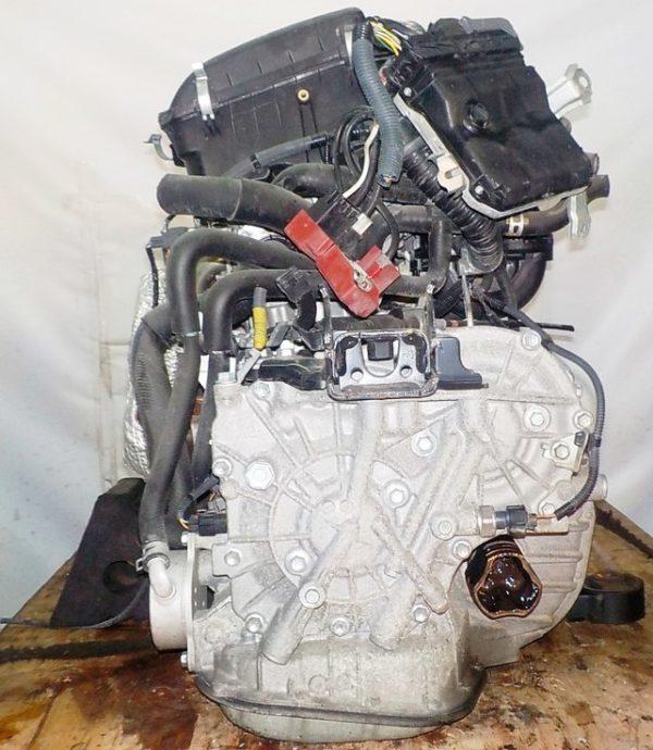 Двигатель Toyota 1KR-FE - 0131766 CVT K410-04A FF KSP90 коса+комп 5