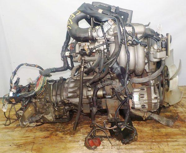 КПП Mitsubishi 4A30-TI AT FR 4WD H56A 5