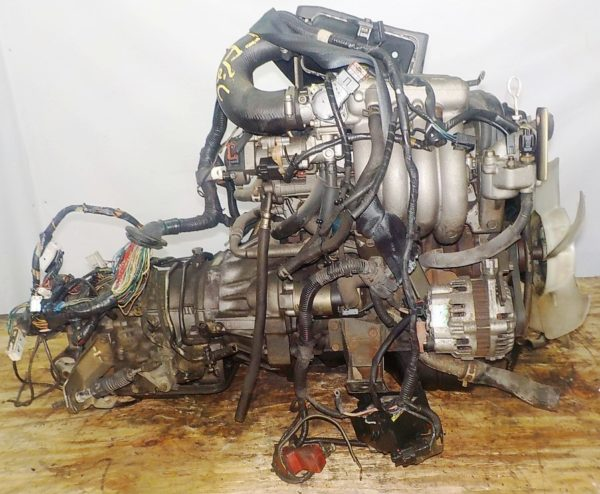 Двигатель Mitsubishi 4A30-TI - 409025 AT FR 4WD H56A коса+комп 5