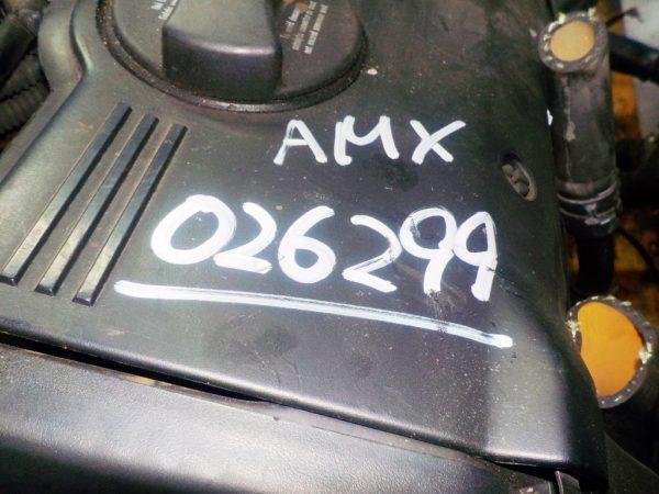 Двигатель Volkswagen AMX - 026299 AT FF коса+комп 3