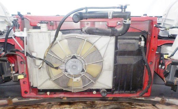 Ноускат Toyota Sienta (1 model) xenon (W101859) 7