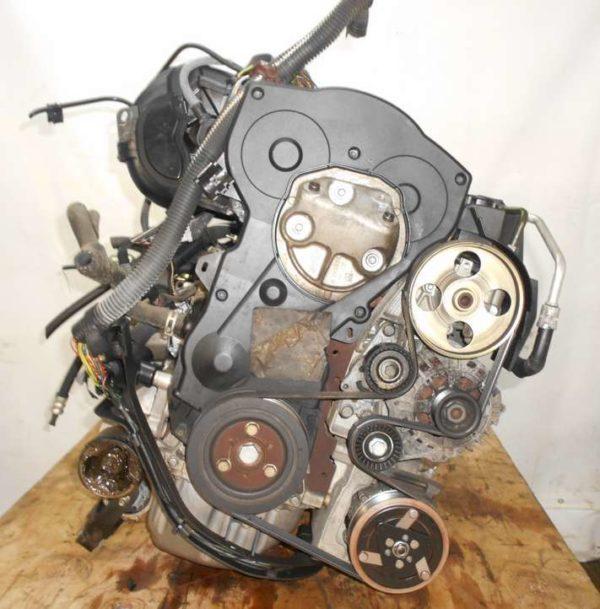 Двигатель Peugeot PSA - 02535550 206 AT FF 10FX7E 98 000 km коса+комп 4