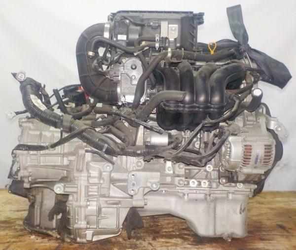 Двигатель Suzuki K12B - 1143230 CVT ZC71S 101 000 km 4