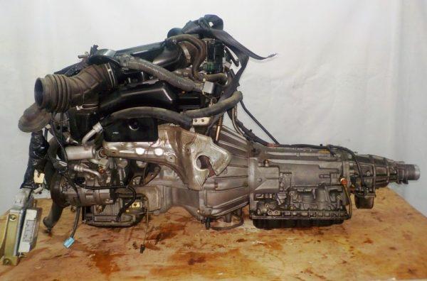 КПП Nissan VQ25-DD AT RE4R01B FQ43 FR MY34 5