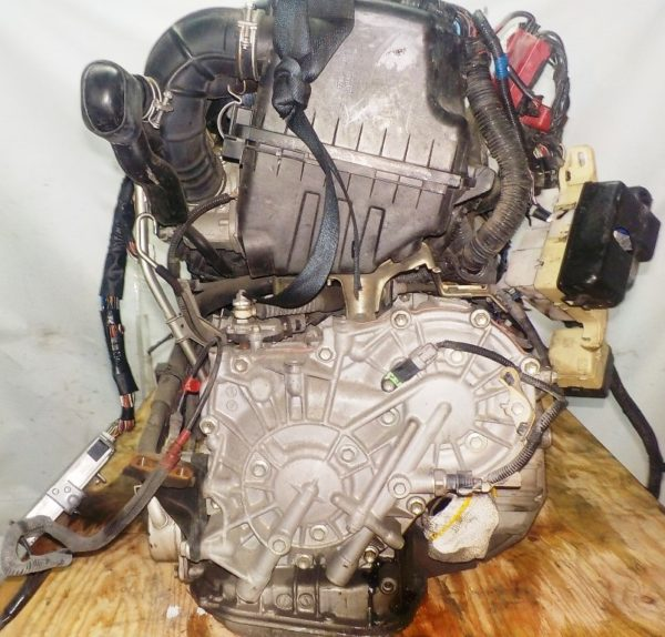 Двигатель Toyota 1NZ-FE - B880028 CVT K210-02A FF NCP81 электро дроссель коса+комп 5