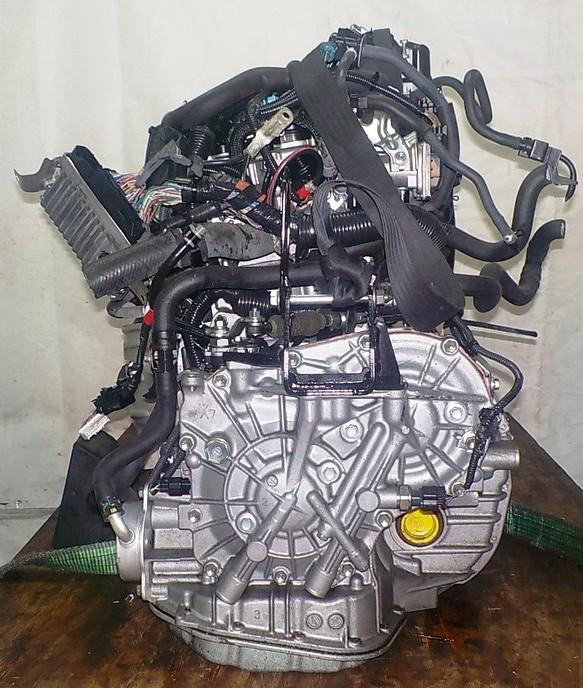 КПП Toyota 1NR CVT FF 6