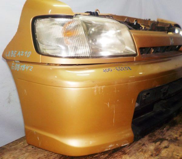 Ноускат Nissan Cube 10, (2 model), брак радиатора (E081842) 3