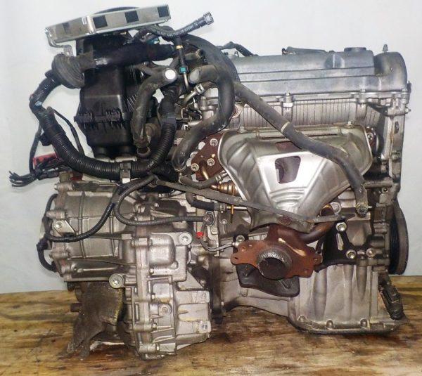 Двигатель Toyota 1NZ-FE - C278205 CVT K210-02A FF NCP81 161 244 km электро дроссель коса+комп 5