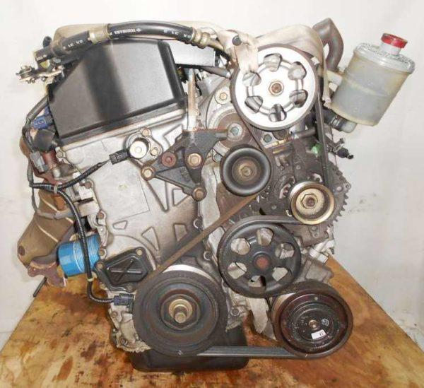 Двигатель Honda K20B - 1011024 CVT MZXA FF RN5 64 998 km коса+комп 3