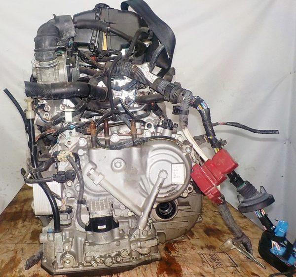 Двигатель Mitsubishi 3A90 - UAB6697 CVT F1CJB FF A05A коса+комп 6