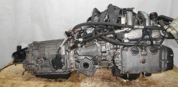 Двигатель Subaru EJ15 - D052041 AT TA1B4AU5AA FF EJ152DP9AE 131 400 km комп 4