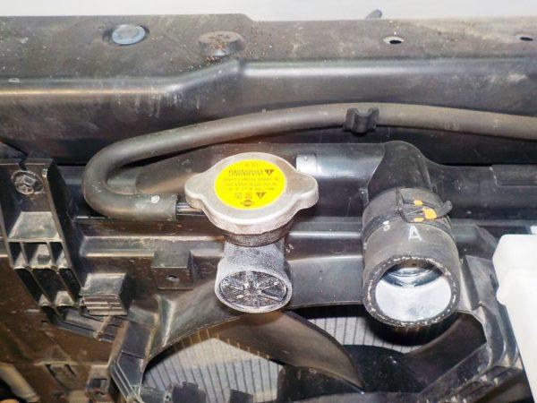Ноускат Nissan AD 12 (E061836) 13