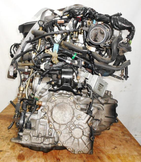 КПП Nissan VQ25-DD AT RE4F04B FF PA33 5