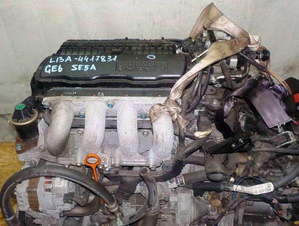 Двигатель Honda L13A - 4417831 CVT SE5A FF GE6 2