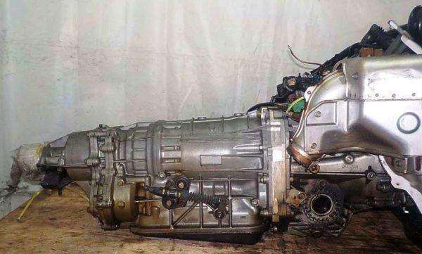 Двигатель Subaru EJ20-T - B871653 AT TG5C7CBABA-Y5 FR 4WD EJ20X BP5 комп 7