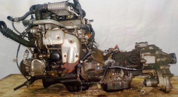КПП Daihatsu EF-DET AT FR 4WD J111G 4