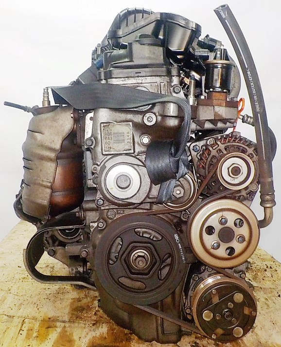 Двигатель Honda L13A - 4244509 CVT SE5A FF GE6 101 000 km коса+комп 3