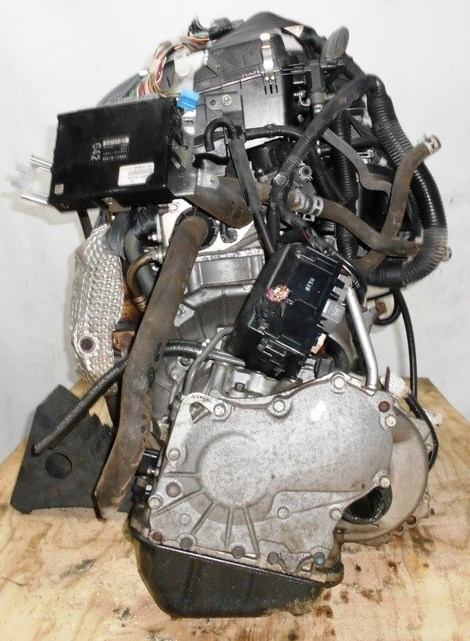 КПП Toyota 1KR-FE AT A4B-D-02A FF KGC10 5