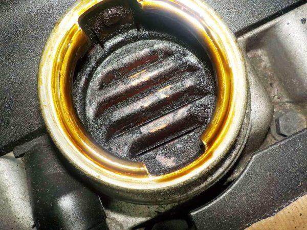 Двигатель Volvo B5234T3 - 2741160 AT FF коса+комп 6