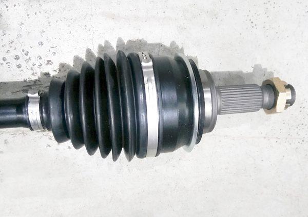 Привод в сборе передний, Toyota LC Prado 150 1GR-FE, 1KD-FTV 2009- 4