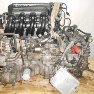 Двигатель Honda L13A - 2063264 CVT SWRA FF GD1 коса+комп 2