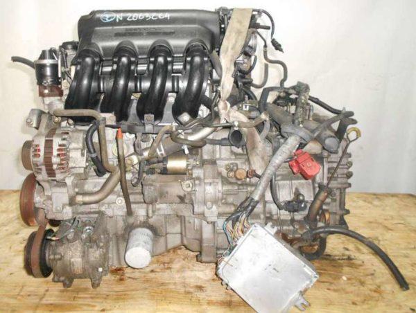 КПП Honda L13A CVT SWRA FF GD1 1