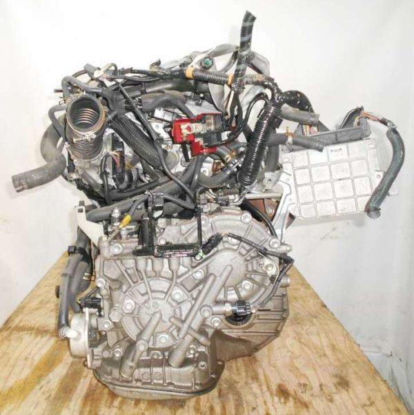 Двигатель Toyota 1NZ-FE - C150495 CVT K210-02A FF NCP100 126 000 km коса+комп 5