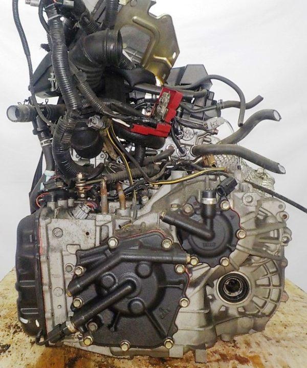 Двигатель Mitsubishi 4A90 - 0017410 CVT F1C1A FF Z21A 79 000 km коса+комп 6